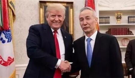 中美贸易战中止,刘鹤访谈观点传递6个信号