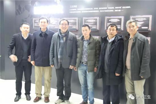 新闻 |中国工程院陈剑平院士莅临我司指导工作