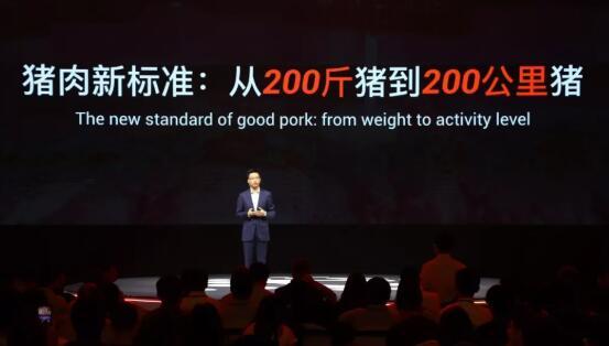 """""""跑步猪""""横空出世!阿里云养猪新标准:从200斤到200公里"""