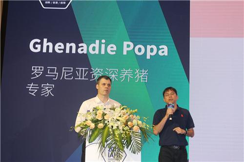 Ghenadie Popa:后备母猪管理是猪场生产基础!