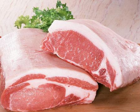 2018年06月17日全国各省市猪白条肉价格行情走势