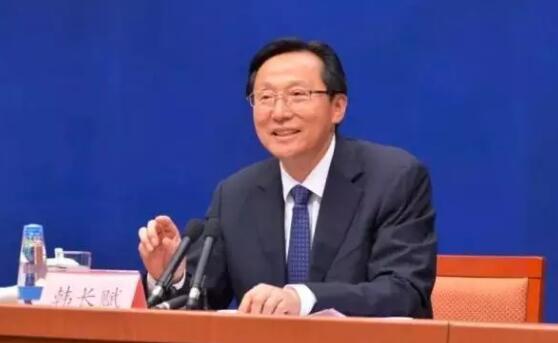 """农业农村部部长韩长赋:我国首次设立""""中国农民丰收节"""""""