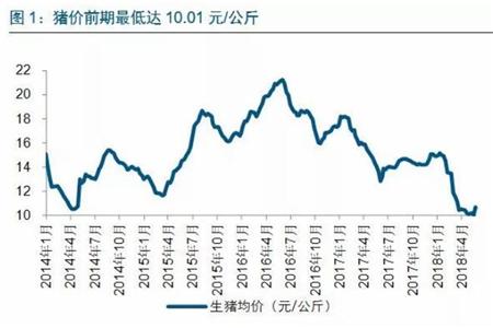 长江证券:猪价亏损幅度超过2014年,但7、8月份将大涨?