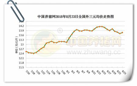 8月23日猪评:随着疫情渐渐远离,猪价大涨的概率在集聚?