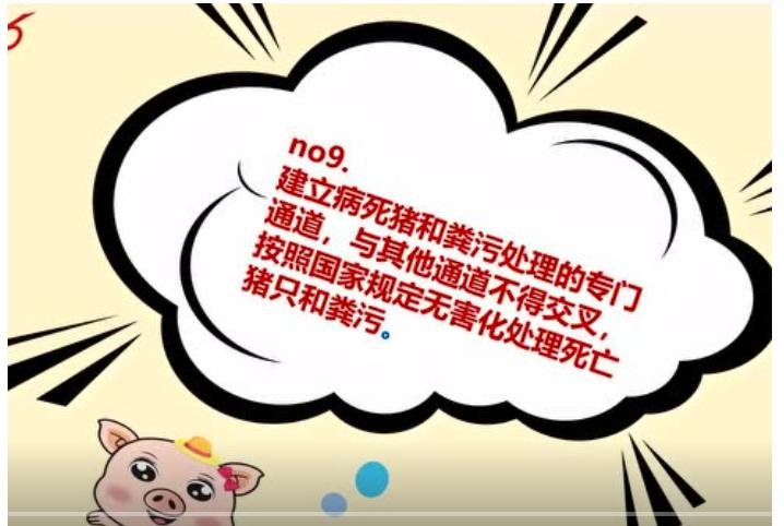 特驱集团非瘟防控葵花宝典【家庭农场版】