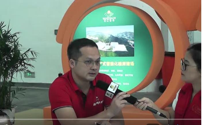 广西扬翔股份有限公司复产防非培训总监马建升