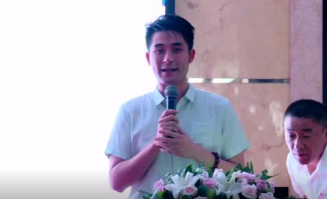 河南规模化养殖的大会-吕广骅演讲《冻精的应用》