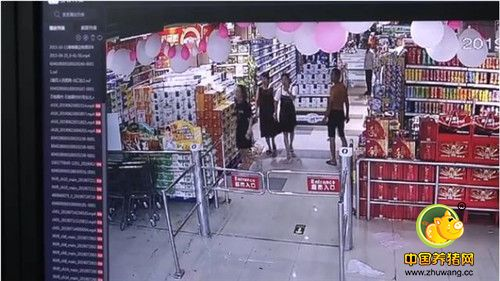 猪肉价格上涨!大妈超市买61.5元猪肉直奔超市外,被抓现行
