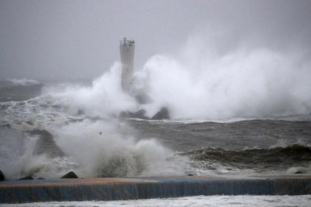 日本台风致33人死、19人失踪!