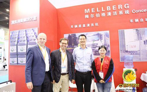 中国养猪网专访梅尔伯格清洁系统技术总监杨浩先生