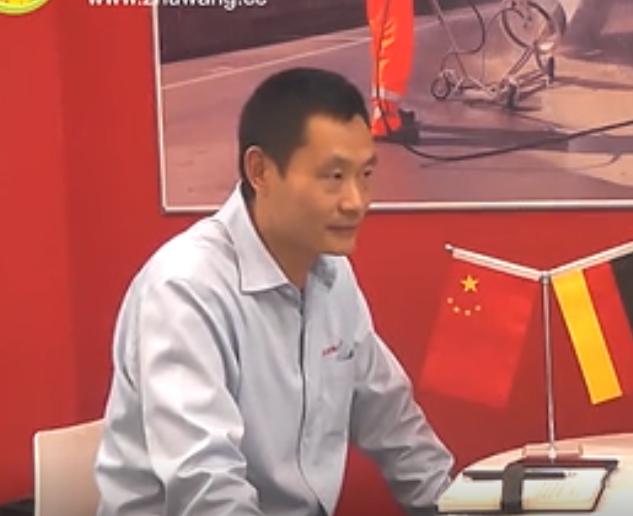 李曼大会-中国养猪网对话梅尔伯格的深度采访