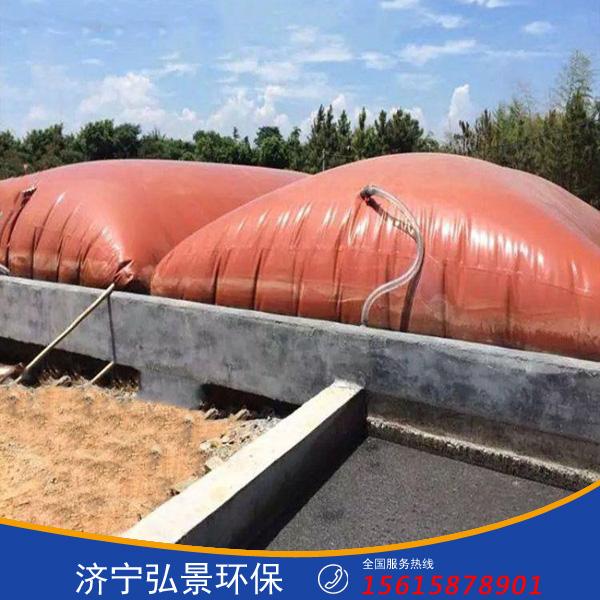 养猪场软体沼气池储气袋使用方法、全套设备价格多少钱