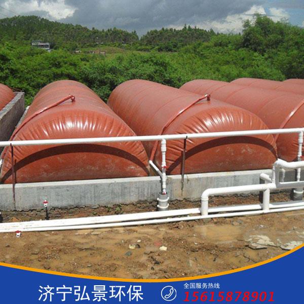 养殖场沼气池怎么建、价格多少厂家安装图片视频