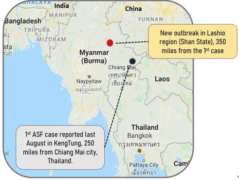 全球猪病监测报告 2020年3月(下)