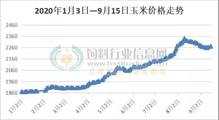 新希望、正邦、傲农等发布通知,猪饲料上涨75-100元/吨!